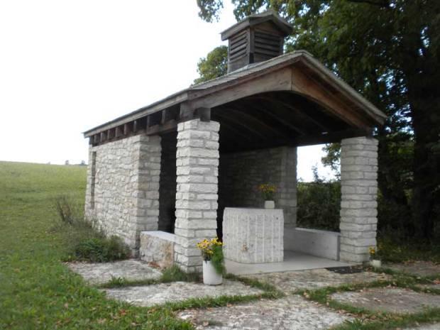 Thaddäuskapelle Preith