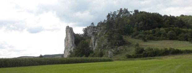Burgsteinfelsen Dollnstein
