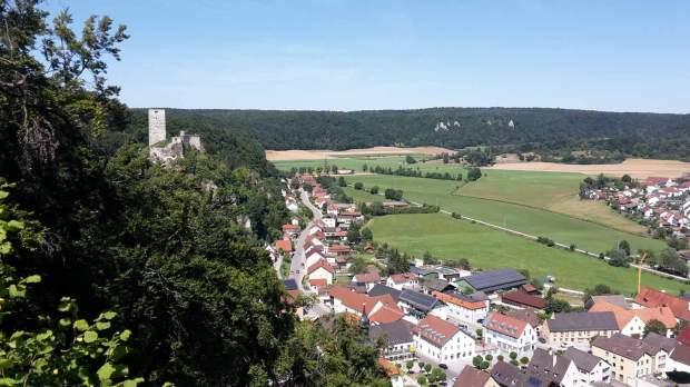 Ausblick-Wellheim-Burg