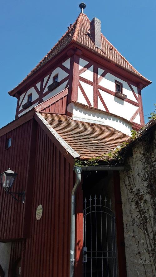 Flurerturm-Beilngries