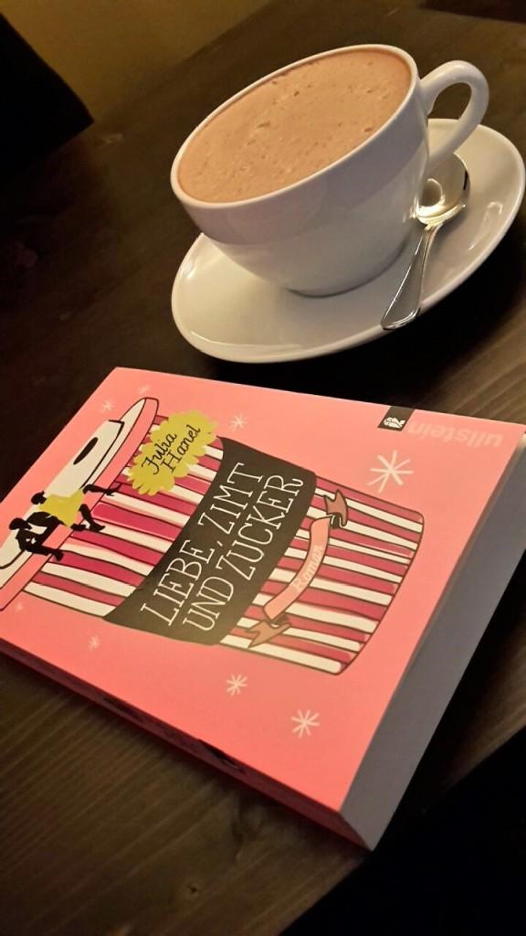 Liebe, Zimt und Zucker - Julia Hanel