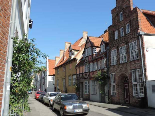 Lübeck - Altstadtgassen