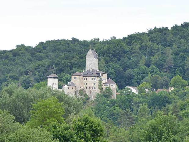 Kipfenberg-Burg