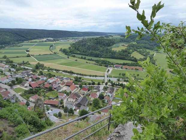 Schloss-Arnsberg-Ausblick