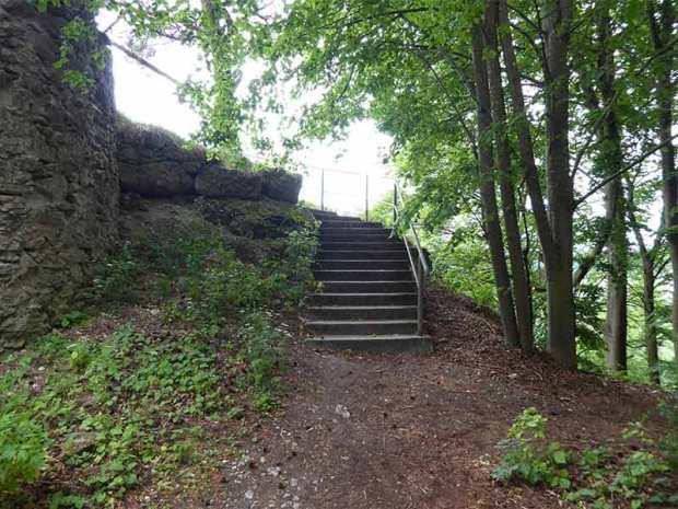 Schloss-Arnsberg-Weg