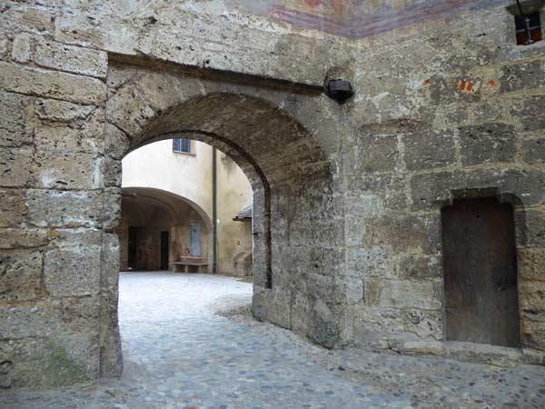 Burghausen-Innenhof