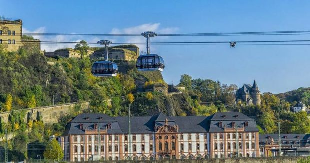 Koblenz-Seilbahn