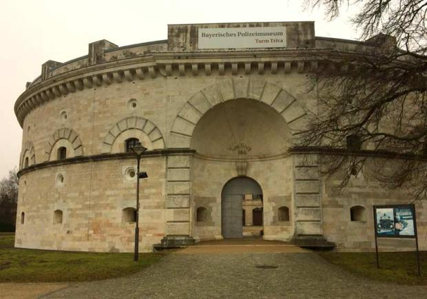 Turm Triva Museum Ingolstadt