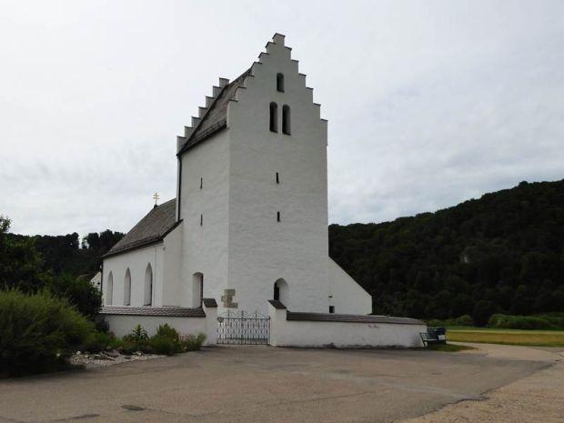 Kastell Böhming Kirche
