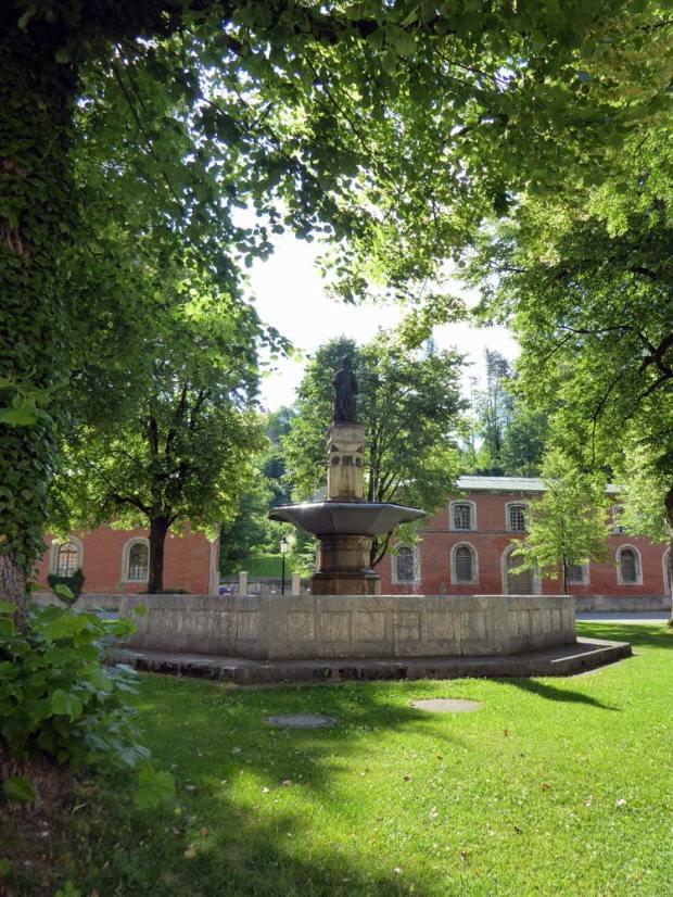 Bad Reichenhall - Alte Saline