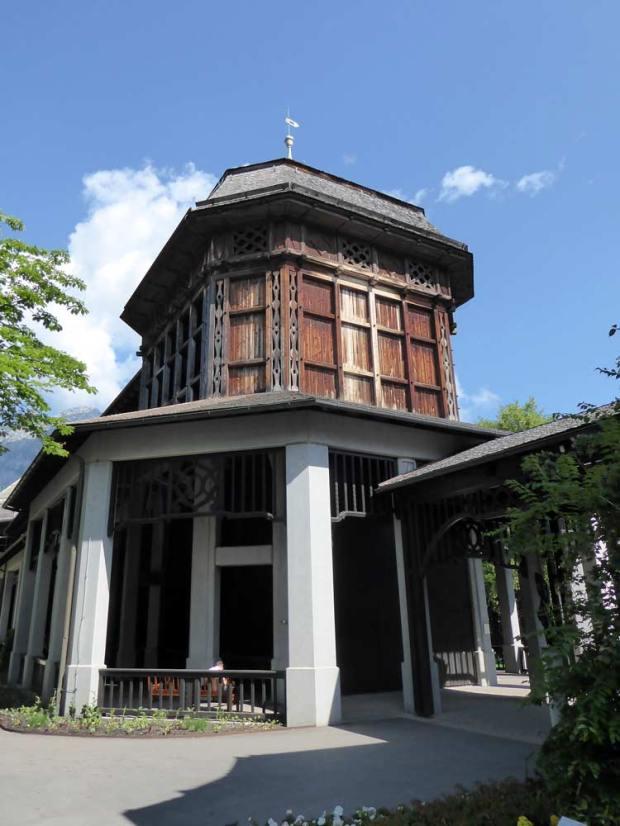 Bad Reichenhall - Gradierhaus