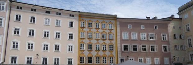 Salzburg Mozart Wohnhaus