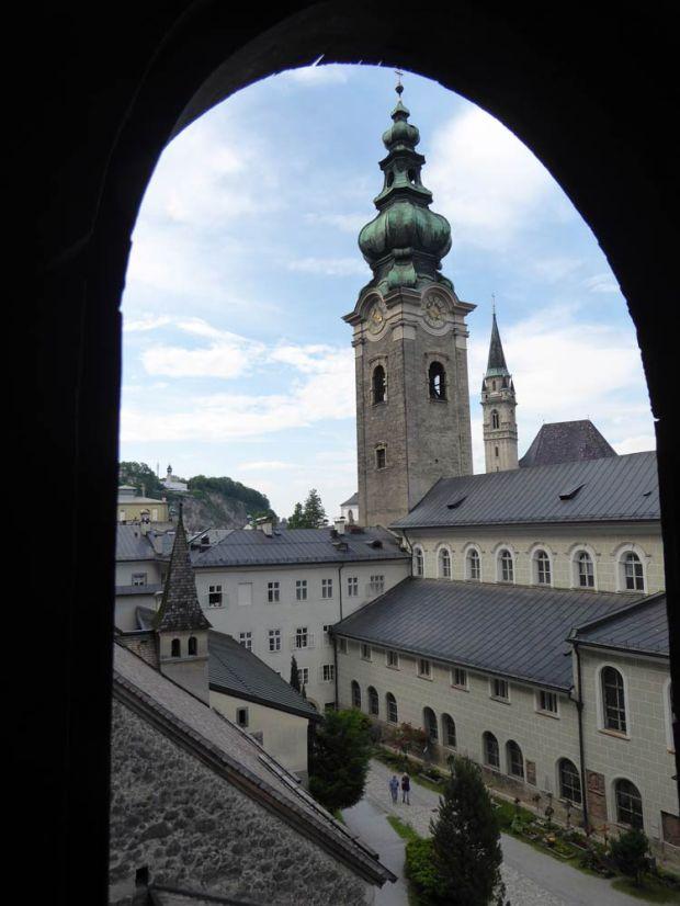 Salzburg Katakomben