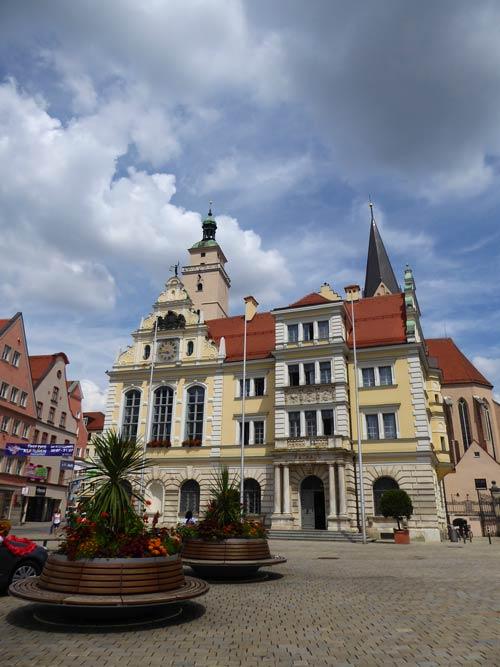 Altes Rathaus Ingolstadt