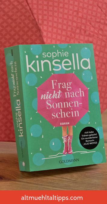 Frag nicht nach Sonnenschein Sophie Kinsella