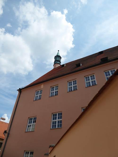 Ingolstadt Alte Schule