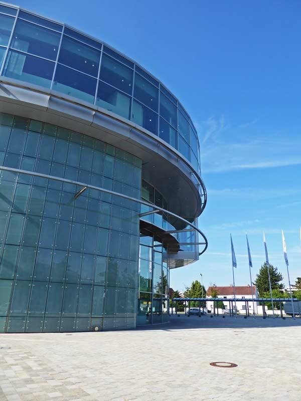 Ingolstadt Audi Forum Museum Mobile