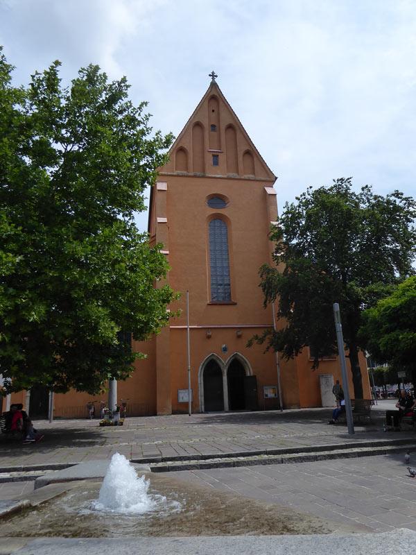 Ingolstadt Kapuzinerkloster