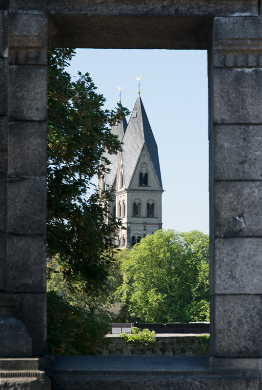 Koblenz Deutsches Eck