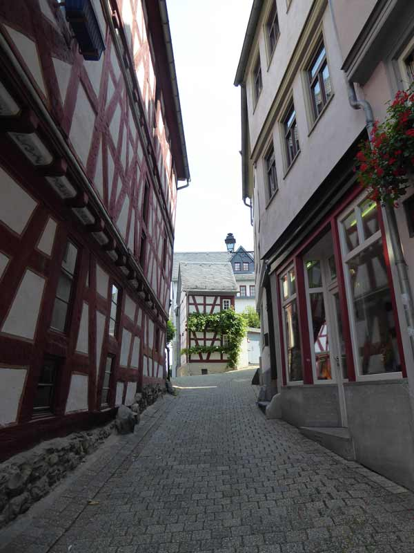 Limburg Lahn Altstadt