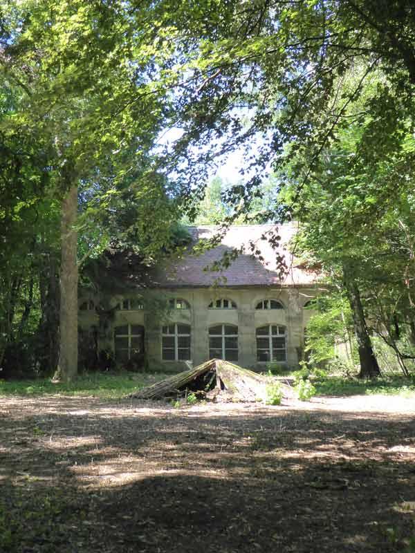 Wasserschloss Syburg Orangerie