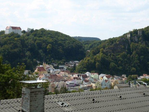 Riedenburg Burgen