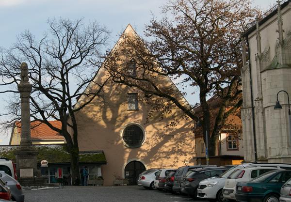 Johanniskirche Eichstätt Veranstaltung Museum