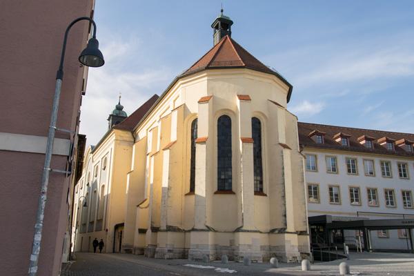 St. Peter und Paul Eichstätt Gymnasium